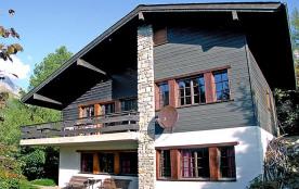 Maison pour 6 personnes à Ovronnaz