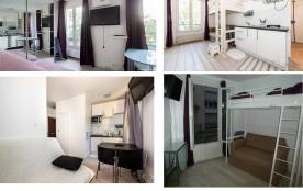 Appartements pied-à-terre parisien Paris 16ième