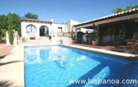 Villa de vacances en Espagne ! Cette villa