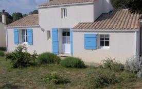 FR-1-194-123 - Jolie maison 3 pièces pour 6 personnes - Proche pistes cyclables..