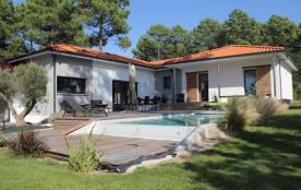 Villa à BISCARROSSE