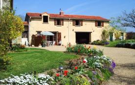 Gîte rural en Anjou dans maison de caractère - La Fosse-de-Tigné