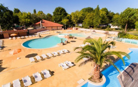 Camping Eurolac - Chalet 2 Ch 6pers - 5 Adultes max + 1 Enfant (-14ans)
