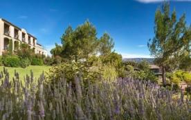 Résidence Pont Royal en Provence - Appartement 2/3 pièces 5/6 personnes Prestige