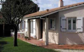 Location Gîte Chatelaillon Plage 2 à 5 personnes dès 240 euros par semaine