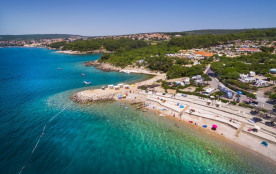 Camping Krk, 361 emplacements, 88 locatifs