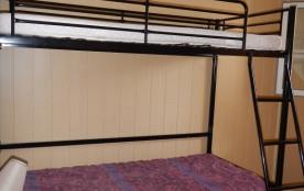 Chambre 2 - 2 lits 90 superposés