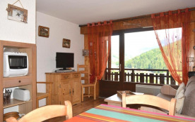 Le Grand Bornand 74 - Secteur village - Résidence Les Arolles. Studio cabine de 28 m² environ pou...