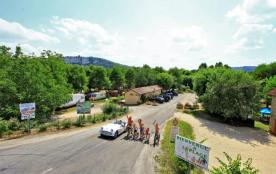 Camping La Plage, 58 emplacements, 14 locatifs