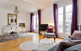 Very chic apartment close to the Sacre-Cœur