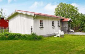 Maison pour 2 personnes à Ellös