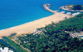 Camping Vall d'Or, 495 emplacements, 21 locatifs