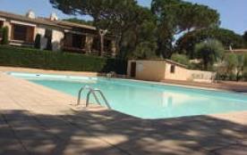 Appartement F2 pour 5 personnes, 40m2 avec piscine, 500m de la mer et de la plage
