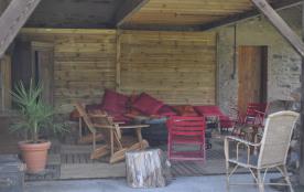 salon extérieur