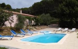villa idéale vacances,exposition sud-ouest,beaux volumes,15km Aix en Provence