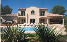 loue villa grand confort SAINT RAPHAEL