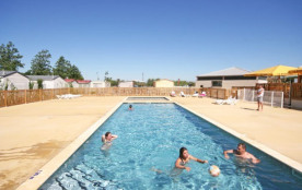 Camping Le Palmira Beach - Mh 3ch 6pers  Clim + Terrasse couverte