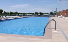 Camping Resort Els Pins - Mh Confort 2ch 4/6per (4ad+2enf) + Terrasse
