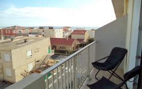 Narbonne Plage (11) - Quartier du Centre - Résidence Les Brigantins. Appartement 3 pièces - 35 m²...