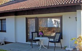 Maison pour 3 personnes à Dittishausen