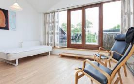 Maison pour 4 personnes à Dronningmølle