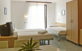 Appartement pour 2 personnes à Strunjan