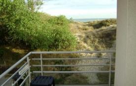 prachtig app. vlak aan zee ,strand , duinen /  De Opaalkust