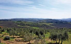 Appartement pour 8 personnes à Badia a Passignano