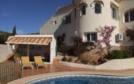 Location de villas en Espagne !Maison de v