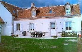 Gîtes de France Gîte du bois doré. Gîte situé au cœur des Châteaux de la Loire.
