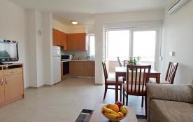 Appartement pour 2 personnes à Nin