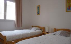 chambre 2 lits 90*190