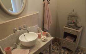 salle de douche muscadine