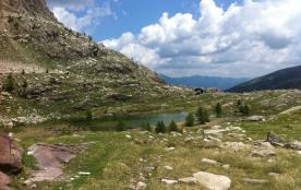 lacs à partir de 1h de marche