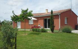 Location Vacances Villa en bord de Garonne