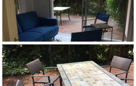 Charmant STUDIO rez de jardin gde terrasse (Vespins) mer à 200m