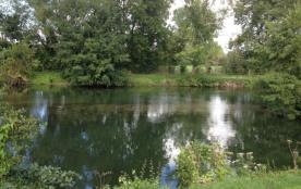 La rivière au fond du jardin