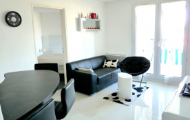Pontaillac, bords de mer appartement dans Résidence avec piscine et ascenseur 3 pièces de bon sta...