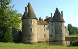 Château du Marais - Dans un beau château monument historique édifié au XIVe siècle, 3 chambres d'...