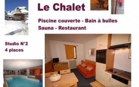FR-1-260-1 - LE CHALET - Piscine
