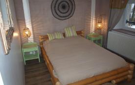 Etage, La chambre bambou