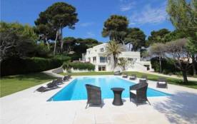 Villa de 4 chambres Cote d`Azur, Cap D'antibes