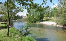 Huttopia Millau, 160 emplacements, 23 locatifs