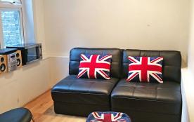 Appartement pour 2 personnes à Londres West End