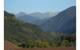 Maison agréable à Luzenac avec vue sur la montagne