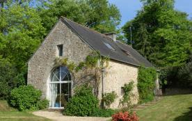 Belle grange rénovée dans le Morbihan en Bretagne