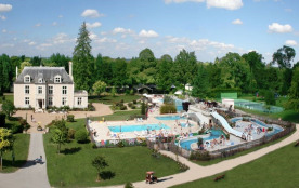 Le Château des Marais, 115 emplacements, 40 locatifs
