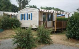 Camping Les Embruns, 10 emplacements, 18 locatifs