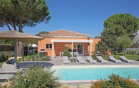 Mediterranean villa in a private estate