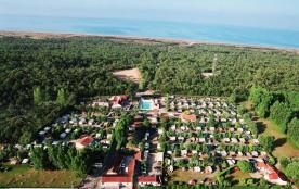 Camping La Davière Plage, 120 emplacements, 51 locatifs